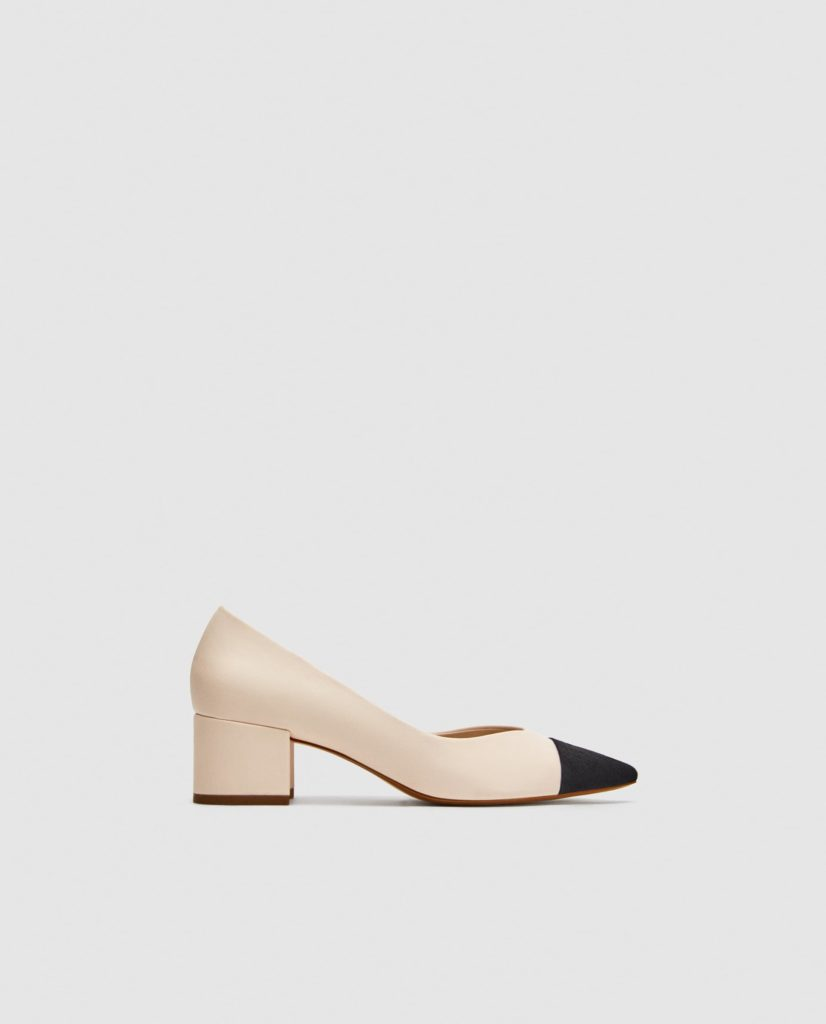 scarpa tacco medio