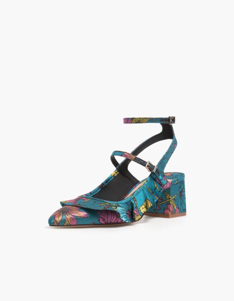 scarpe comode tacco largo 2018