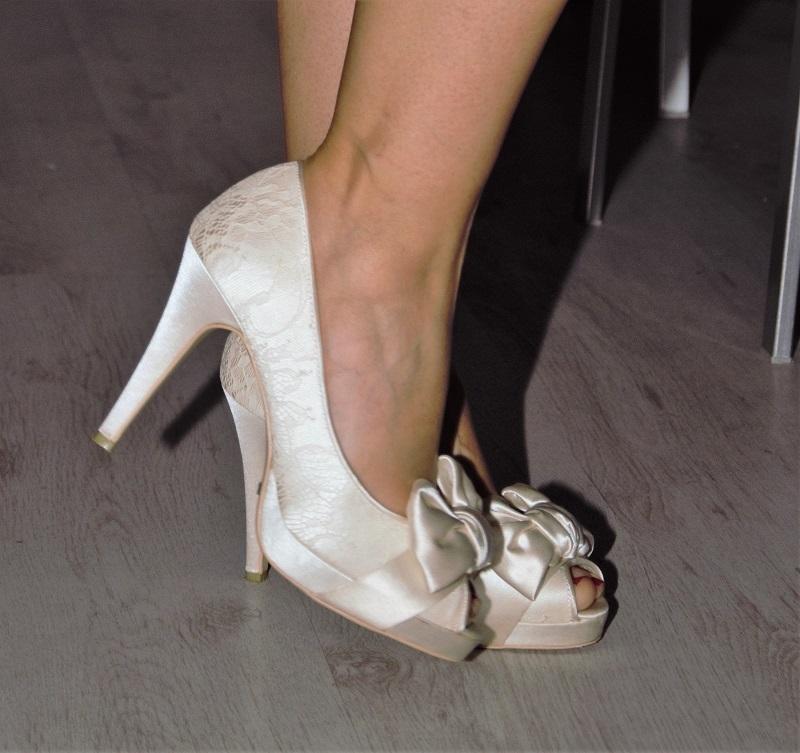 Scarpe Da Sposa Menbur.Scarpe Da Sposa Menbur Shoeplay Fashion Blog Di Scarpe Da Donna