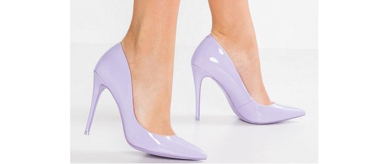 new products 7ed1f 68b02 Scarpe lilla con tacco alto Aldo Shoes - Decollete lilla ...