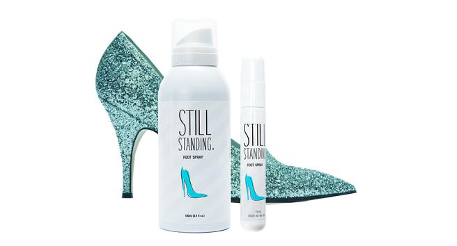 spray anti mal di piedi