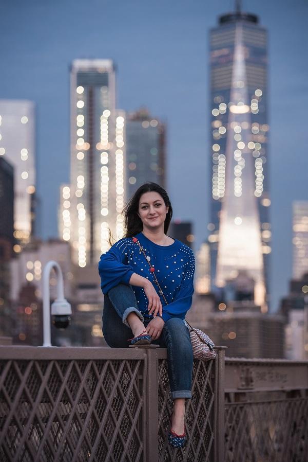 fashion blogger new york