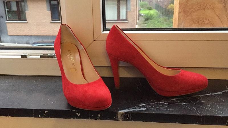 scarpe rossa