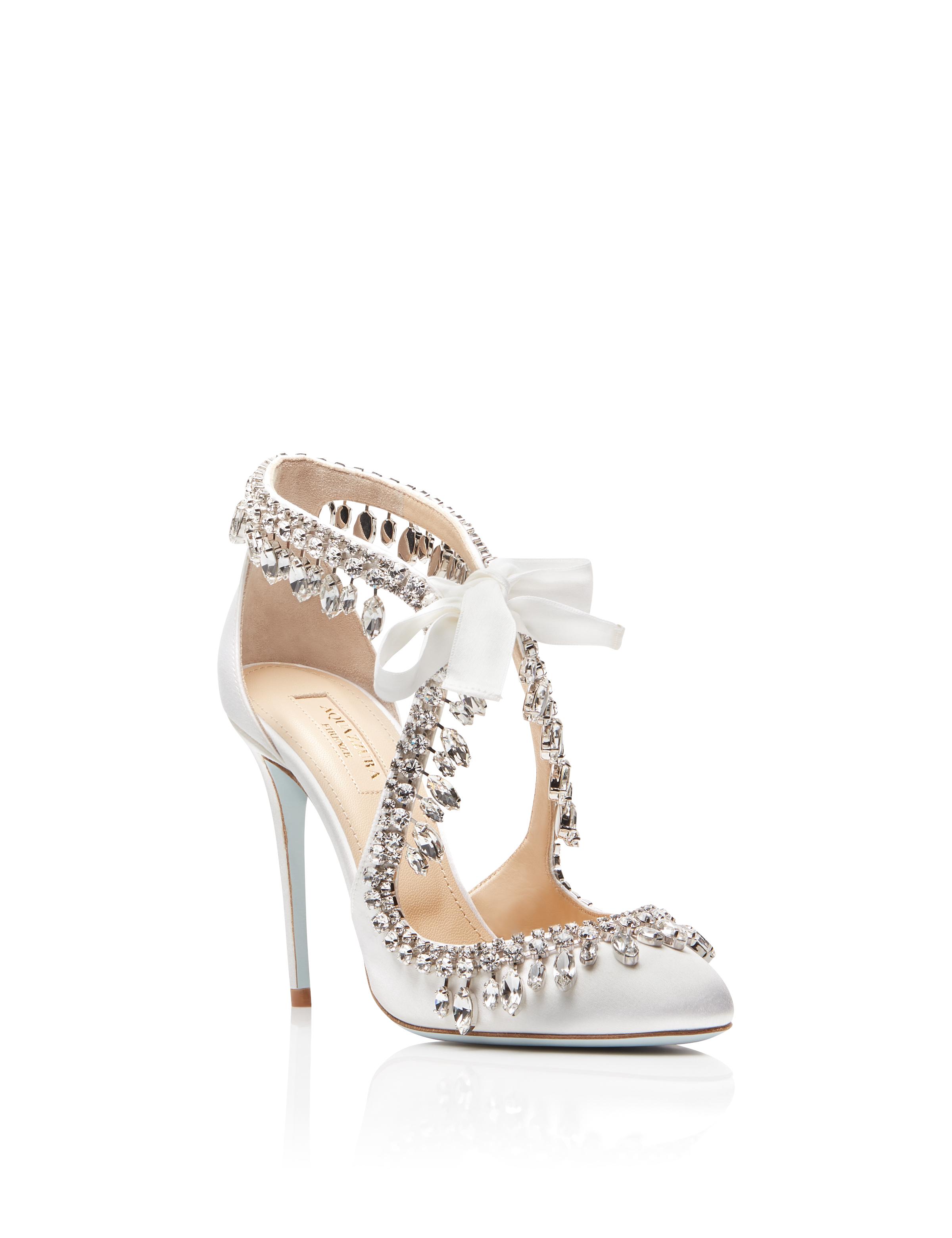 Scarpe Da Sposa Firenze.Scarpe Da Sposa Aquazzura Shoeplay Fashion Blog Di Scarpe Da Donna