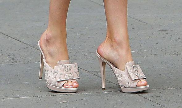 sandali letizia di spagna