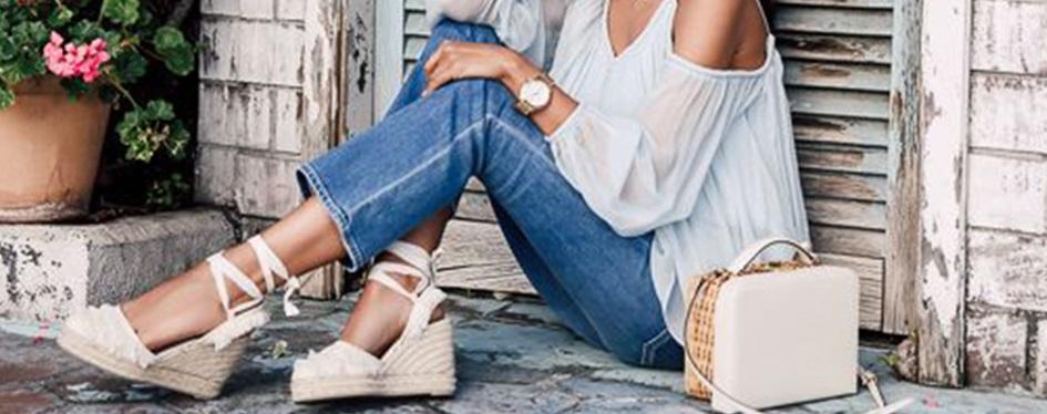 Zeppe 2018  quali modelli sono più di moda  Te li mostro in questo  articolo 0d907d40ea4