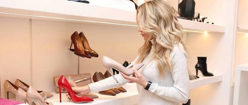 come smettere di comprare scarpe sbagliate