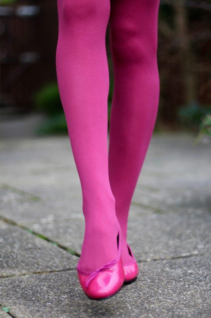 ballerine e calze