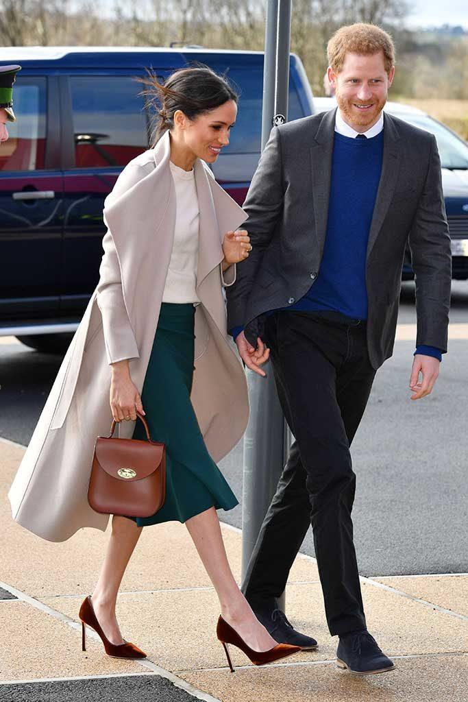 outfit scarpe marroni