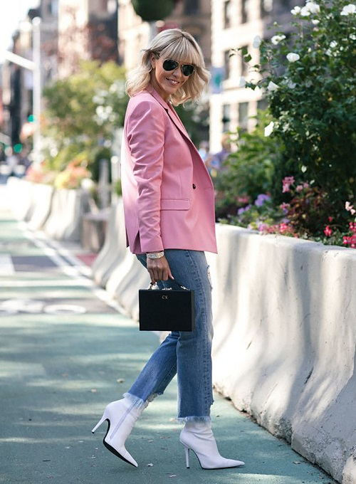 scarpe bianche outfit