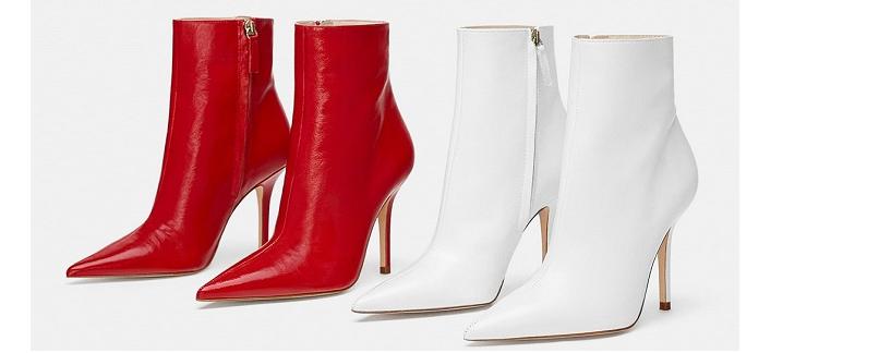 56b5eaff7 La collezione di scarpe Zara inverno 2018 è stata una sorpresa per me, e lo  sarà anche per te, perché è ricchissima di modelli interessanti, ...