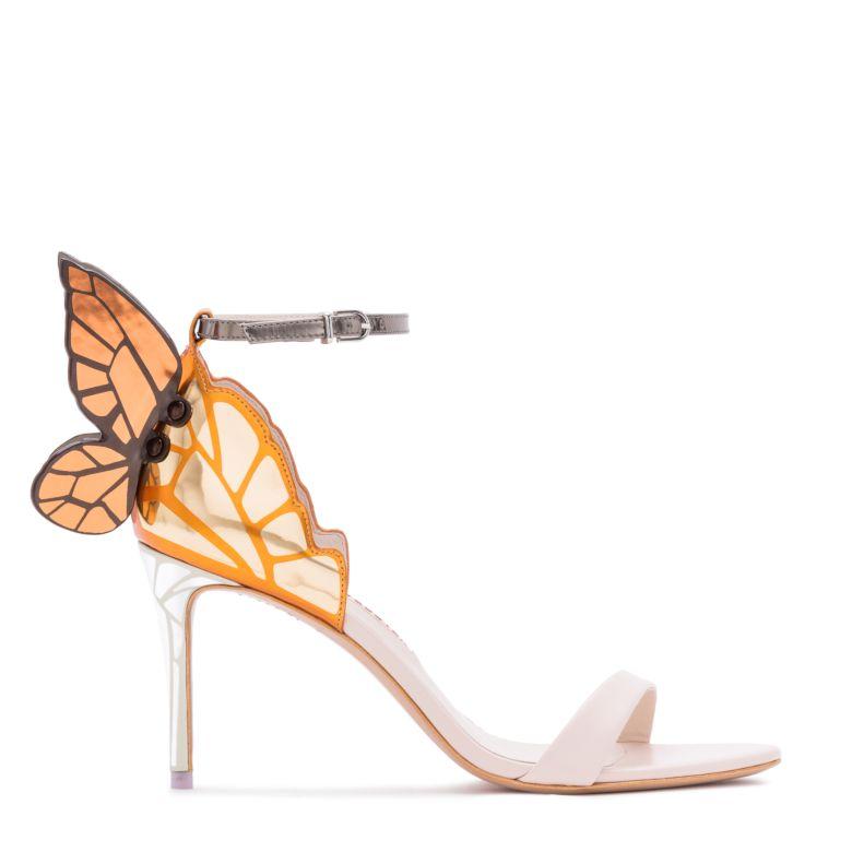 sophia webster farfalla tacco basso