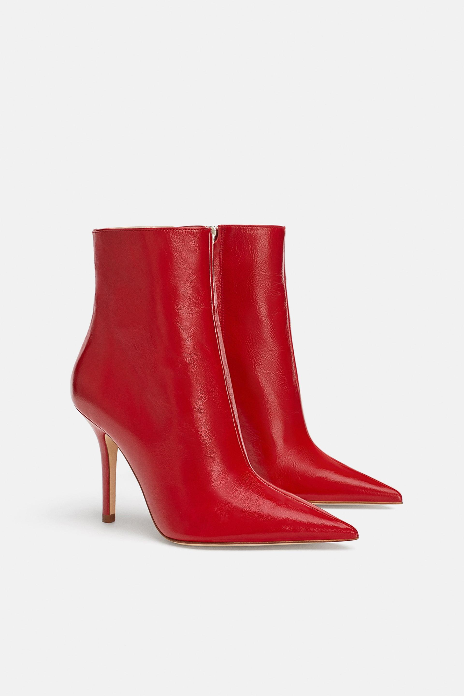 più amato d8ac3 830c3 stivaletti rossi low cost - Shoeplay Fashion blog di scarpe ...