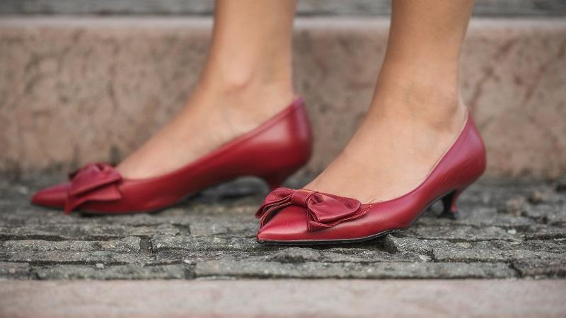 mini heel