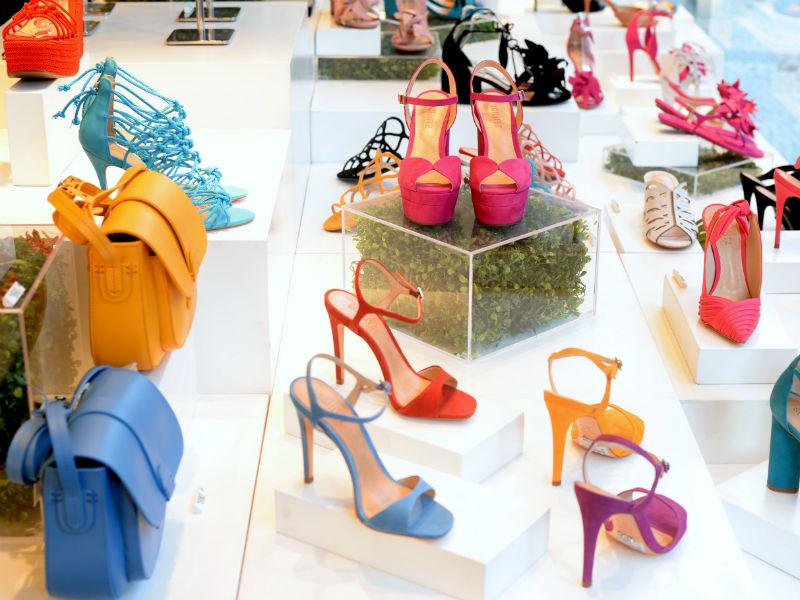Come calzano le scarpe Schutz - Calzata e qualità scarpe Schutz b842dfebd92