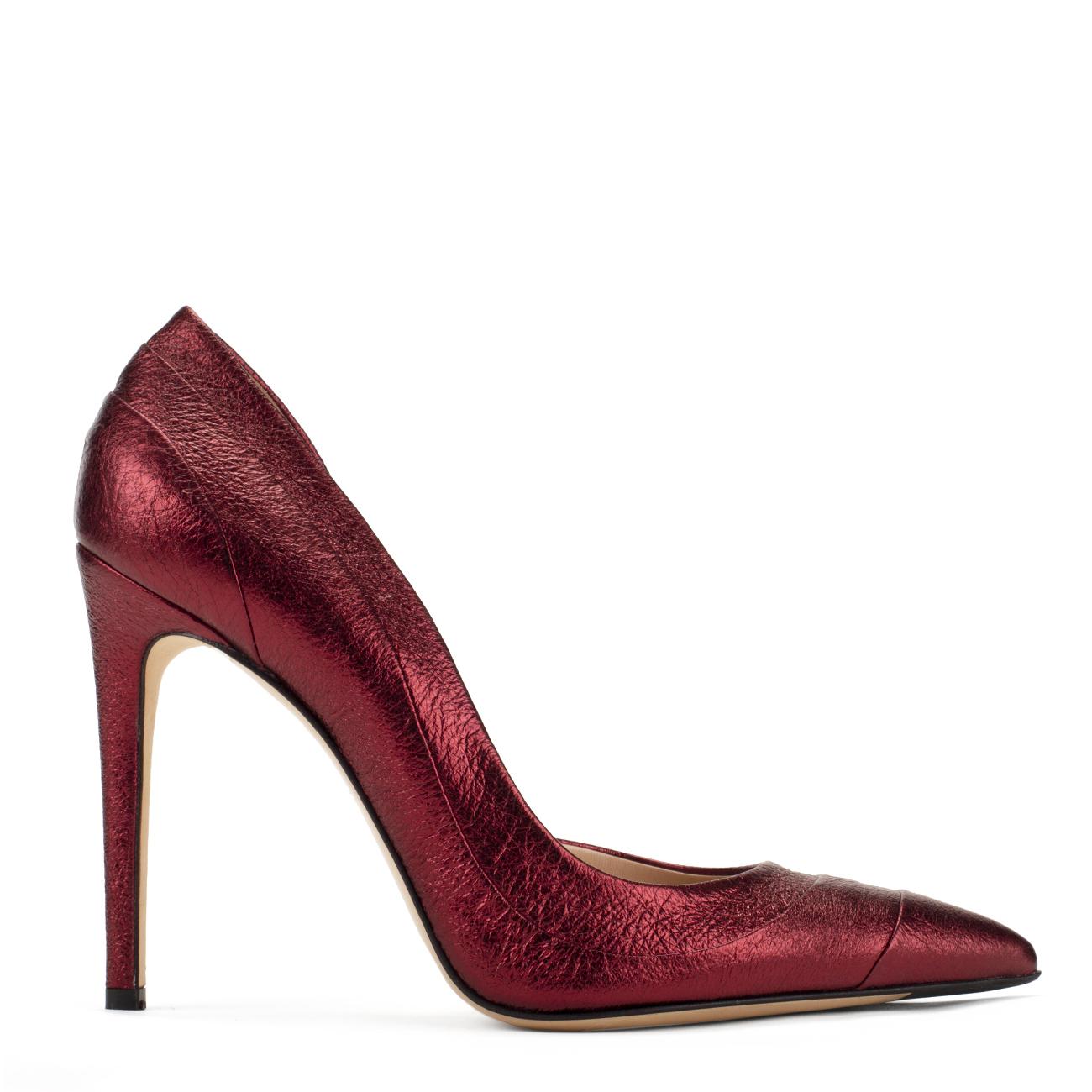 scarpe lamé