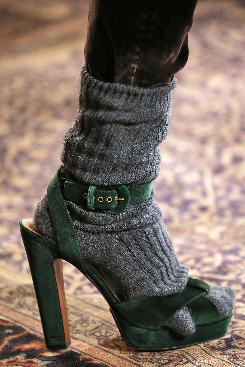 sandalo calze