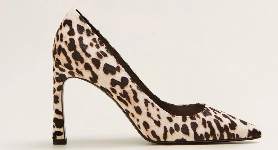 scarpe maculate