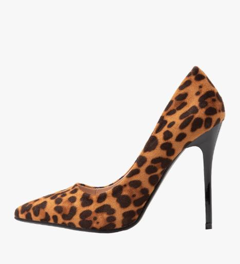 tacchi leopardati