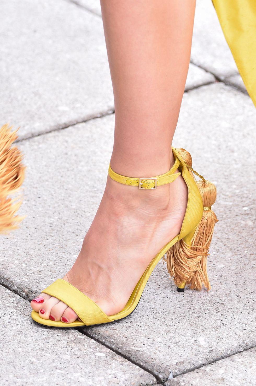 tendenze scarpe primavera 2019
