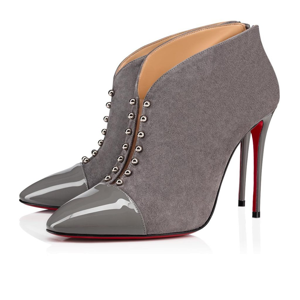 ankle boots louboutin