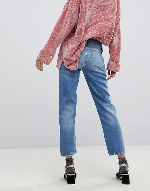 come abbinare jeans e stivaletti