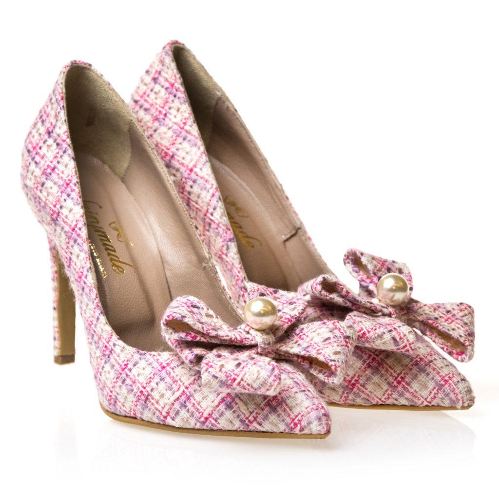 scarpe tweed fairymade