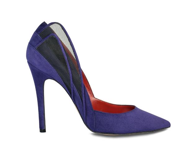 stathis samantas scarpe viola