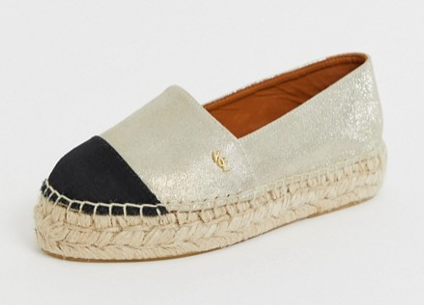 espadrillas simil chanel 2019