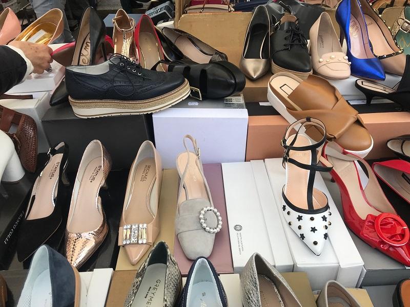 mercato salò scarpe
