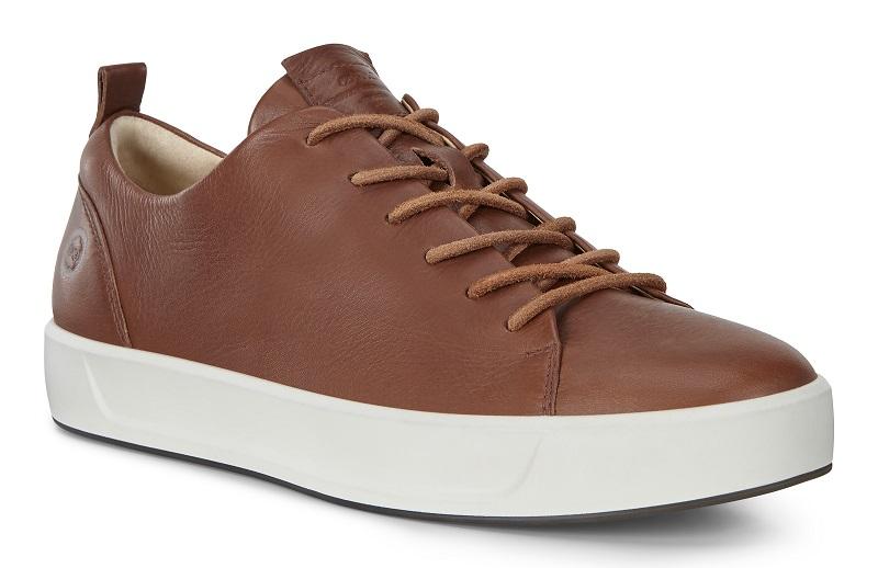 scarpe ecco pelle senza acqua