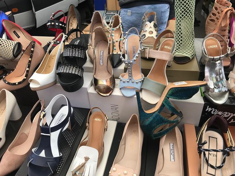 scarpe firmate desenzano mercato