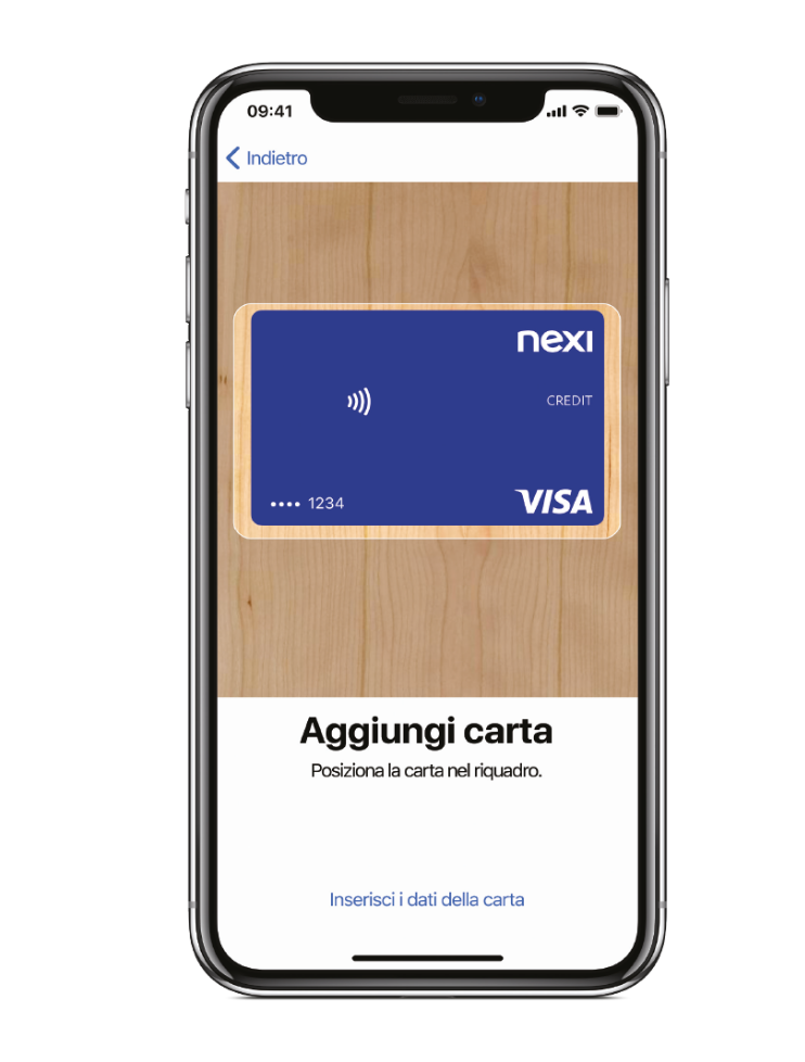 apple pay come si attiva