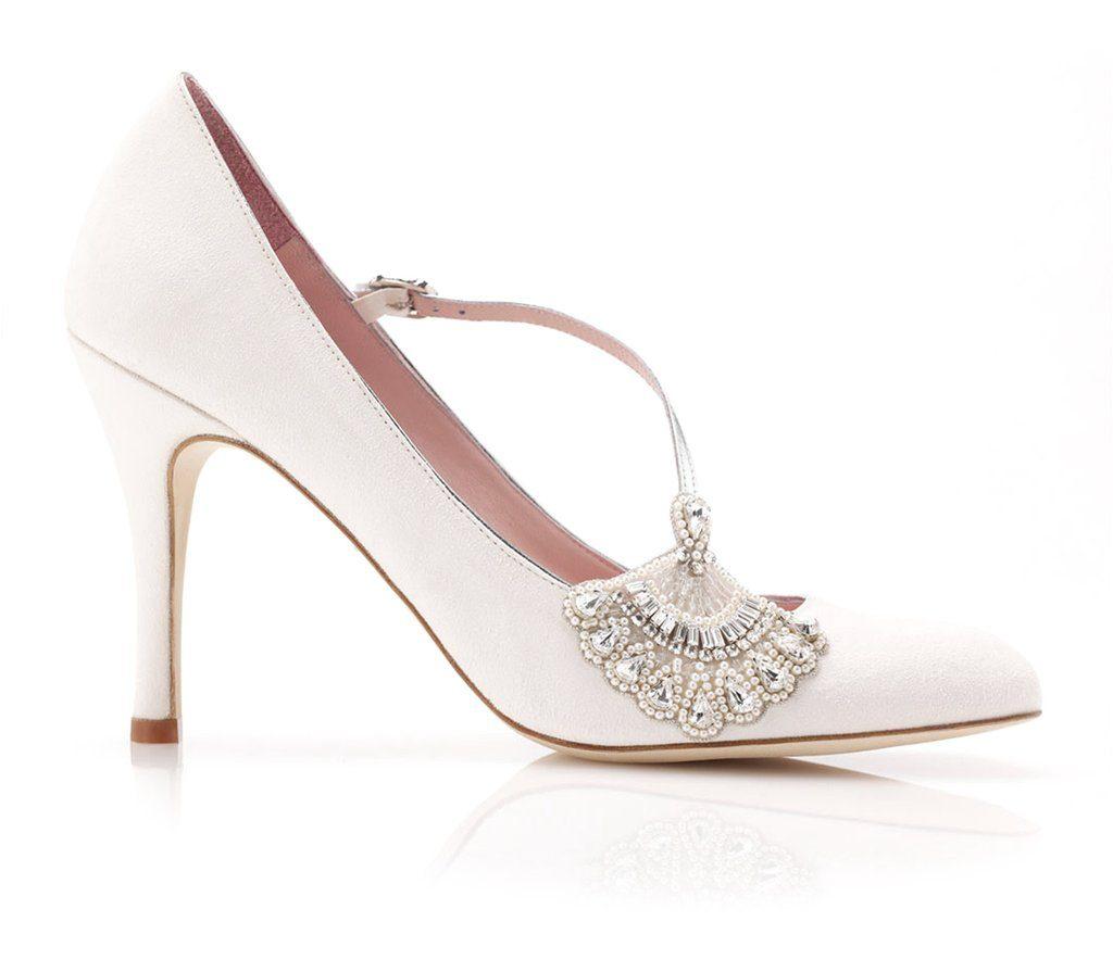 scarpe da sposa lusso
