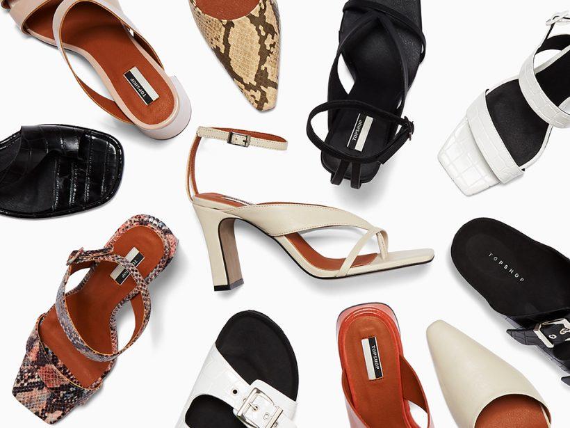 scarpe vegane topshop