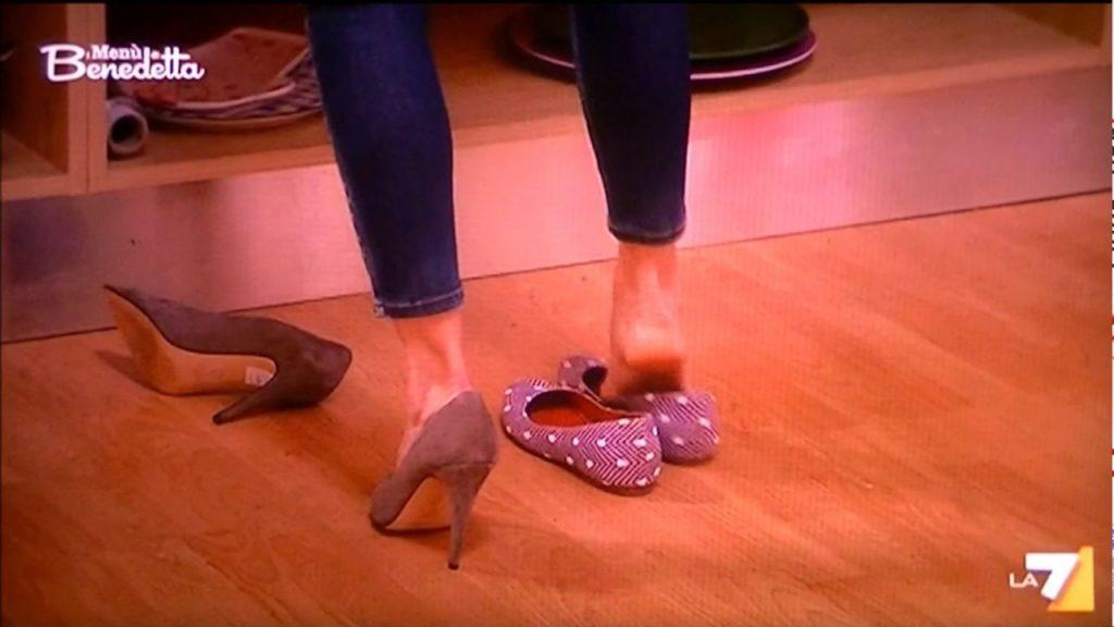 cambio scarpe parodi