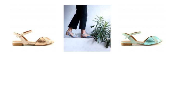 sandali bassi carini 2019