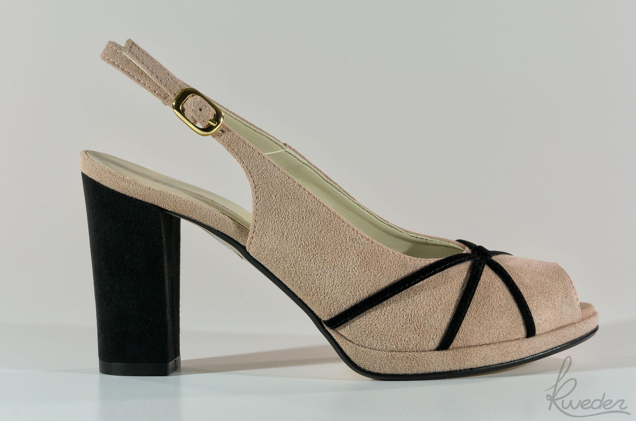 scarpe sostenibili tacco