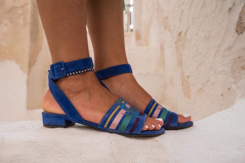 sandali carmens
