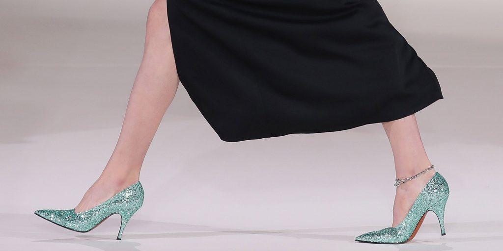 scarpe simil victoria beckham