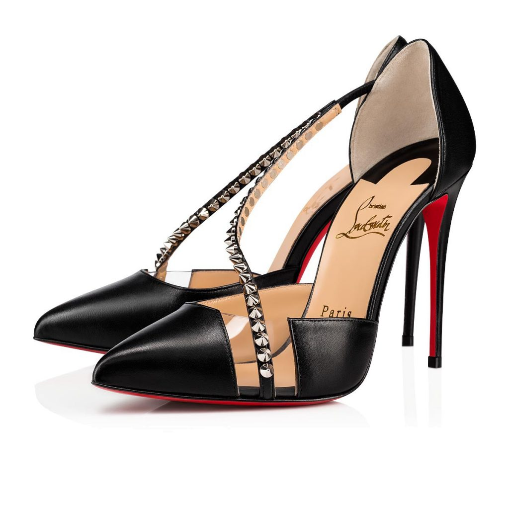 spike cross louboutin