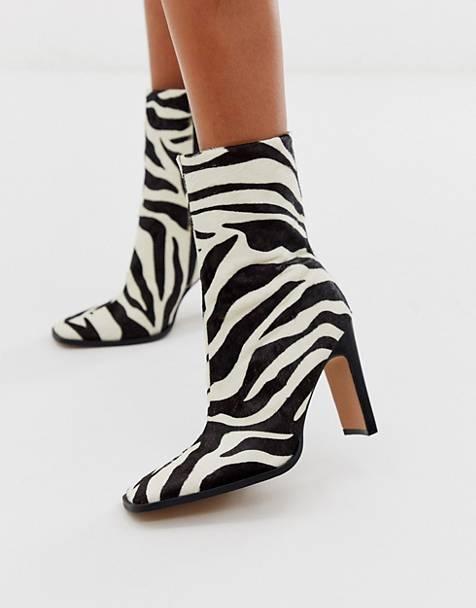 stivaletti zebrati 2019