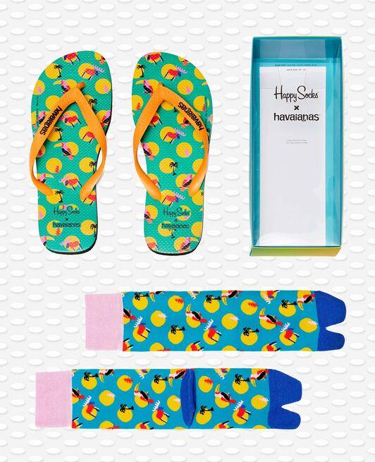 havaianas happy socks