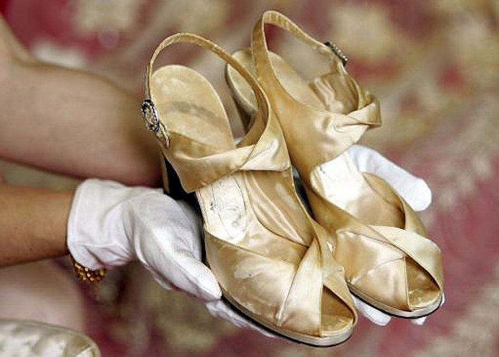 scarpe da sposa regina elisabetta