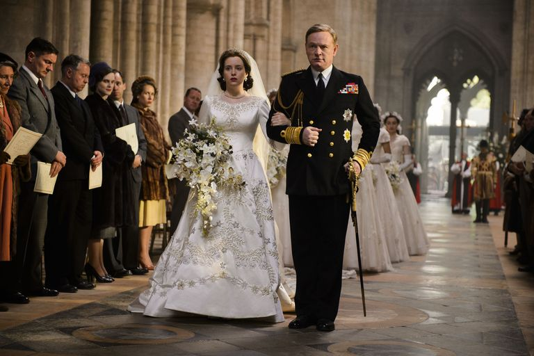 the crown matrimonio