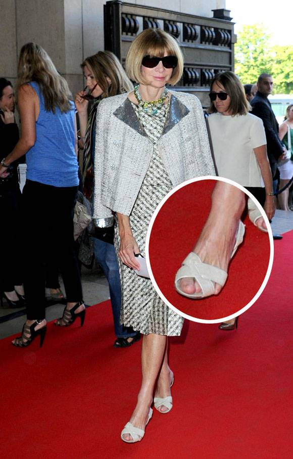 anna wintour manolo