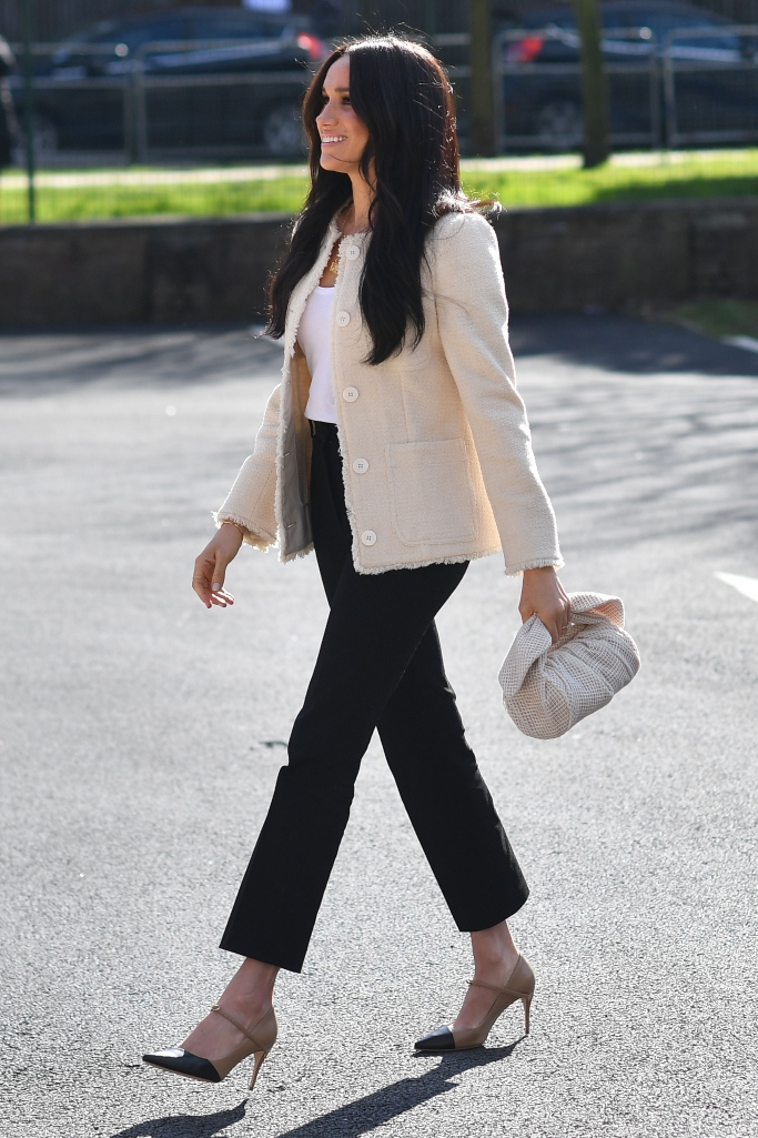 meghan markle outfit