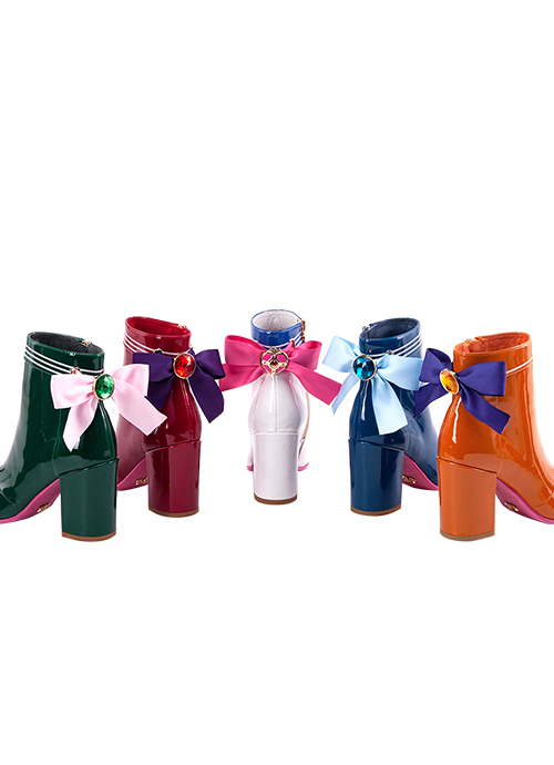 scarpe sailor moon