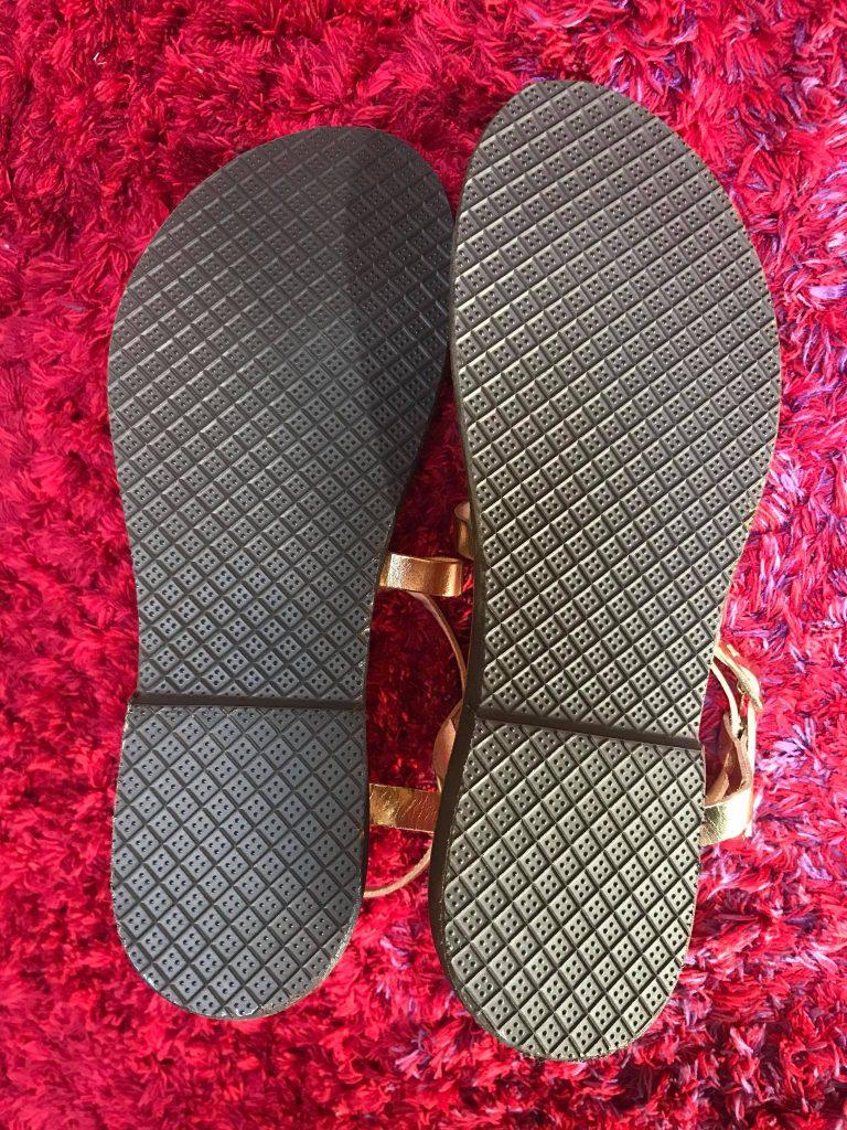 sandali bassi low cost