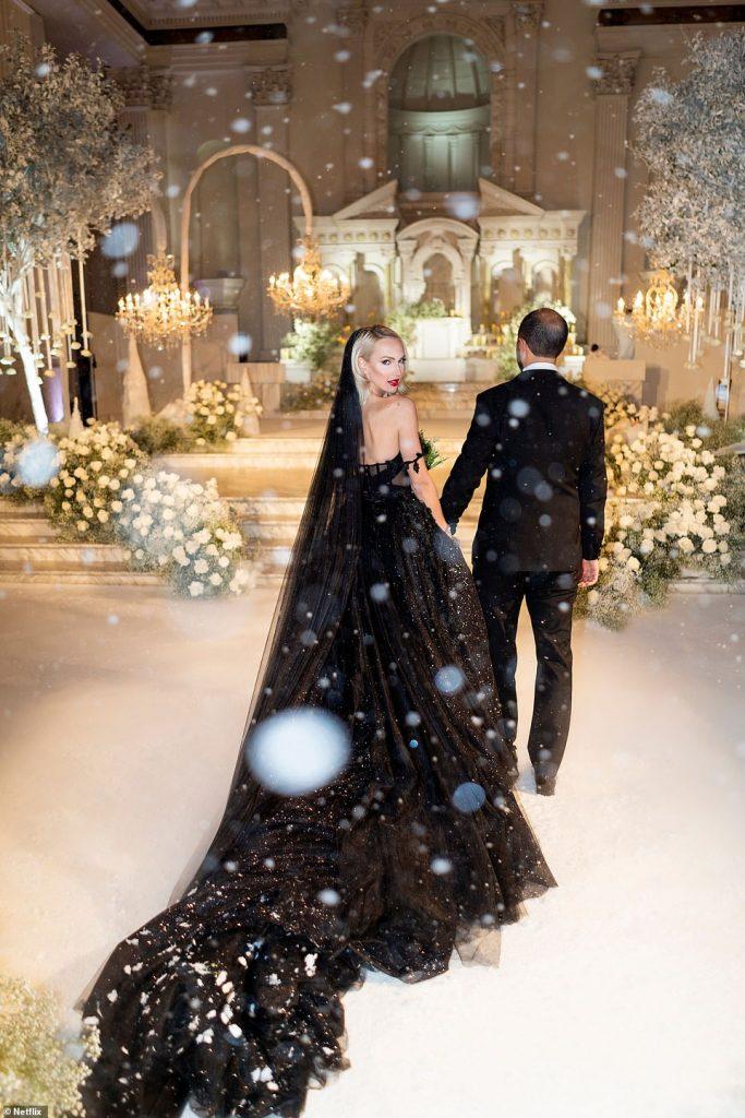 christine quinn matrimonio